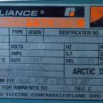 Reliance motor1